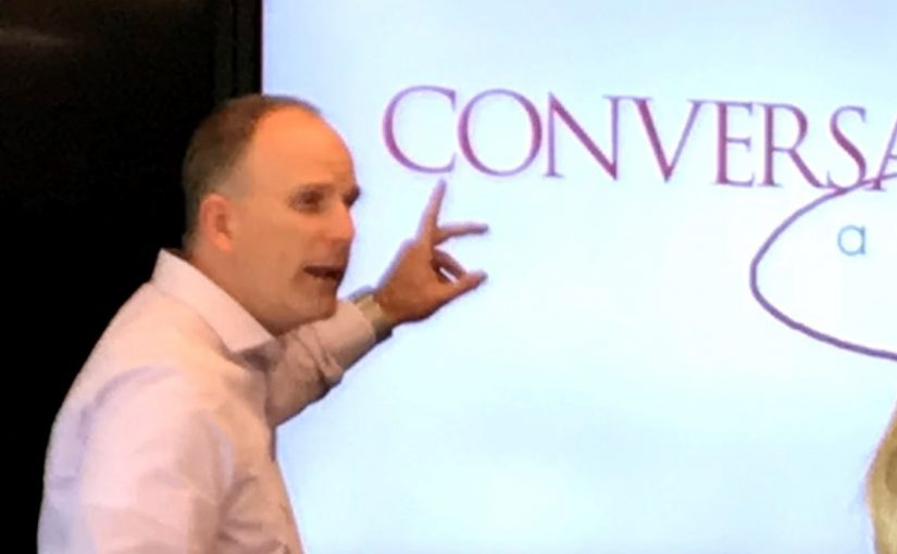 Conversational Advocacy: Revamped