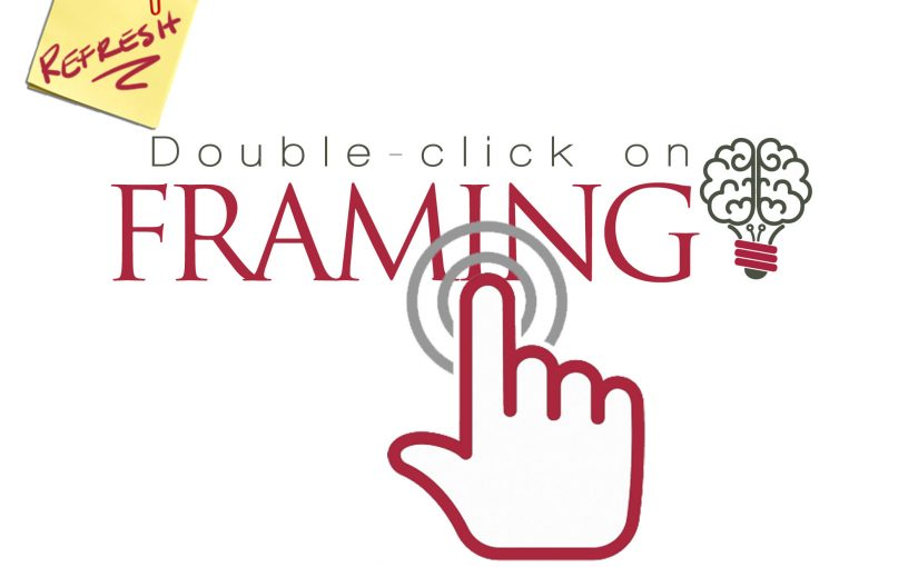 Double-click on Framing