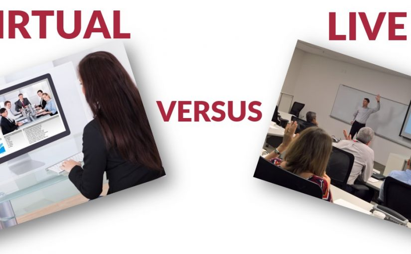 Virtual vs Live Workshops?