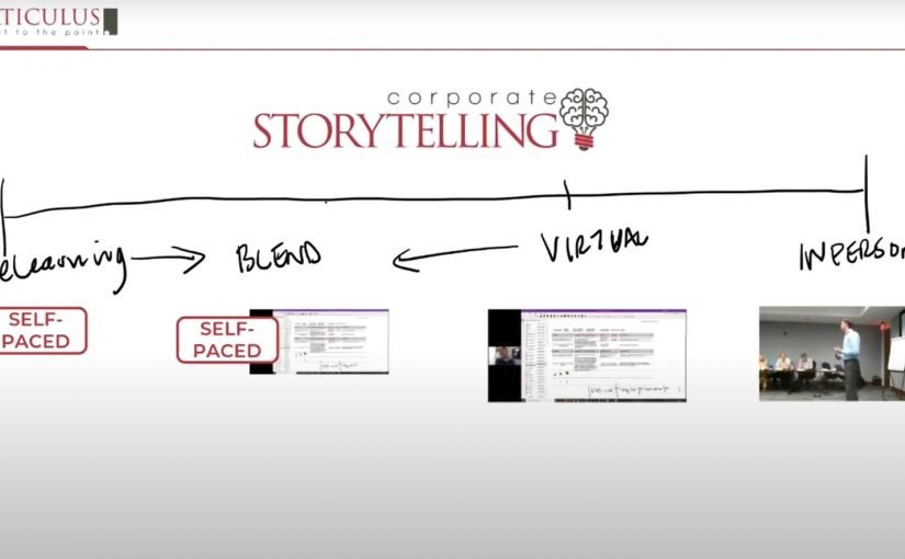 """Can I take Corporate Storytelling as a Virtual Workshop?"""